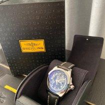 Breitling Galactic Unitime Steel 44mm Black