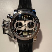 Graham Chronofighter R.A.C. pre-owned Black