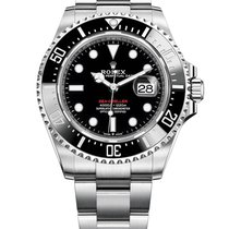 Rolex Sea-Dweller Steel 43mm Black No numerals United Kingdom, Edinburgh