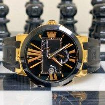 Ulysse Nardin Executive Dual Time 246-00-3/42 Очень хорошее Pозовое золото 43mm Автоподзавод