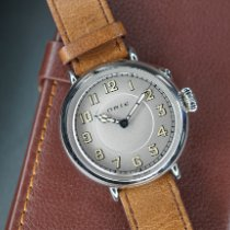 Oris Big Crown 1917 Limited Edition Steel 40mm Silver Arabic numerals United States of America, Illinois, Chicago