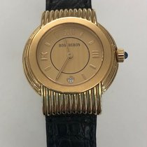 Boucheron Yellow gold 30mm Quartz AF 120127 pre-owned United States of America, New York, New York