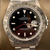Rolex Explorer II Steel 40mm Black No numerals United States of America, California, Signal Hill