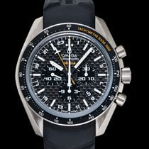 Omega Speedmaster HB-SIA Titanium 44.25mm Black United States of America, California, Burlingame