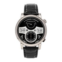 A. Lange & Söhne White gold 44.2mm Manual winding 145.029 pre-owned United States of America, Pennsylvania, Bala Cynwyd