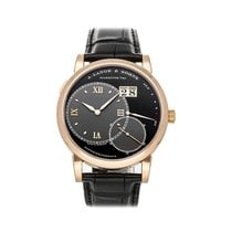 A. Lange & Söhne Grand Lange 1 Rose gold 41mm Black United States of America, Pennsylvania, Bala Cynwyd