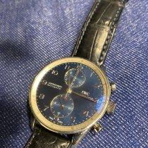 萬國 Portuguese Chronograph IW371432 非常好 鋼 41mm 自動發條 臺灣, Taipei