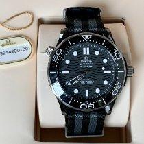 Omega Seamaster Diver 300 M nowość 2020 Automatyczny Zegarek z oryginalnym pudełkiem i oryginalnymi dokumentami 210.92.44.20.01.002