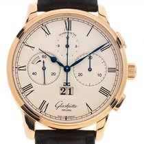 Union Glashütte new Automatic Small seconds Tempered blue hands 42mm Steel Sapphire crystal