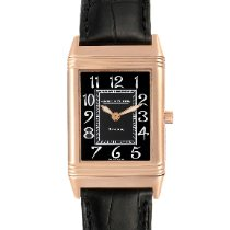 Jaeger-LeCoultre Manual winding Black Arabic numerals 33mm pre-owned Reverso Classique