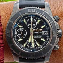 Breitling Superocean Chronograph II Steel 44mm Black United States of America, Texas, Plano
