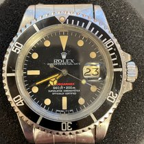 Rolex Submariner Date Steel 40mm Red No numerals United Kingdom, Tuckenhay