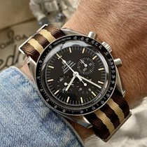 Omega Speedmaster Professional Moonwatch Steel 42mm Black United Kingdom, Norwich