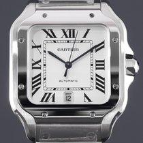 Cartier Santos (submodel) WSSA0018 Nuevo Acero 39.8mm Automático