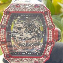 Richard Mille RM 035 RM35-02 Sin usar Carbono 49.94mm Automático