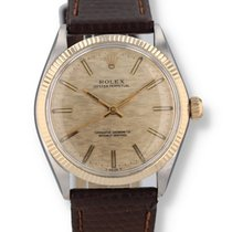 Rolex Oyster Perpetual 34 34mm Champagne United States of America, New Hampshire, Nashua