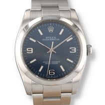 Rolex Oyster Perpetual 36 Steel 36mm Arabic numerals United States of America, New Hampshire, Nashua