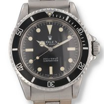 Rolex Submariner (No Date) Steel 40mm United States of America, New Hampshire, Nashua