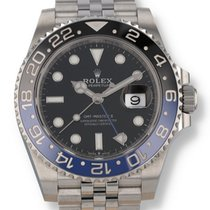 Rolex GMT-Master II Steel 40mm Black United States of America, New Hampshire, Nashua