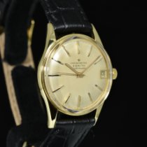 Zenith Stellina Yellow gold 33mm Silver No numerals