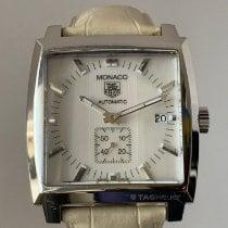 TAG Heuer Monaco Lady neu 2021 Automatik Uhr mit Original-Box und Original-Papieren WW2112.FC6215