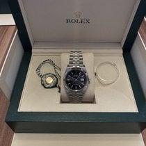 Rolex Datejust Stahl 36mm Blau Keine Ziffern Deutschland, Köln