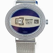 Gigandet 36,5mm Manual winding 11604, SWISS MADE new