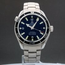 Omega Seamaster Planet Ocean Steel 42mm Black United States of America, New York, White Plains