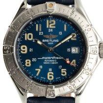Breitling Superocean Chronograph II Steel 41mm Blue