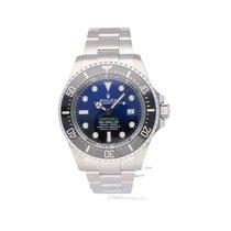 Rolex Sea-Dweller Deepsea Сталь 44mm Синий