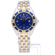 Breitling Lady J Gold/Steel 31mm Blue