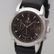 Concord Steel 38mm Chronograph 14.G9.211 pre-owned