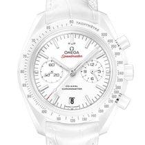 Omega Speedmaster Professional Moonwatch Керамика 44.25mm Белый Без цифр
