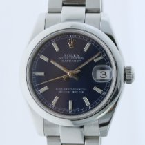Rolex Lady-Datejust Acero 31mm Azul Sin cifras España, Madrid