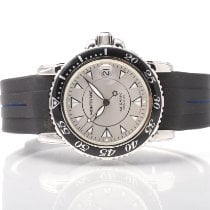 Montblanc Steel 39mm Automatic 7035 pre-owned