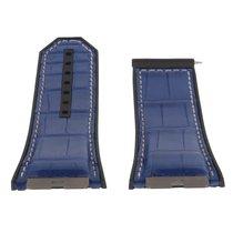 Hublot Parts/Accessories Men's watch/Unisex 67843 new Leather Blue Big Bang Unico