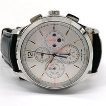 Montblanc Steel 42mm Automatic 114875 Occasion pre-owned