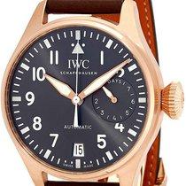 IWC Big Pilot nuevo Automático Reloj con estuche y documentos originales IW500917