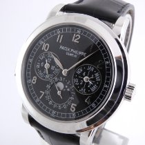 Patek Philippe Minute Repeater Perpetual Calendar Platinum 42mm Black