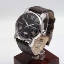 Montblanc Steel 42mm Automatic 115122 pre-owned