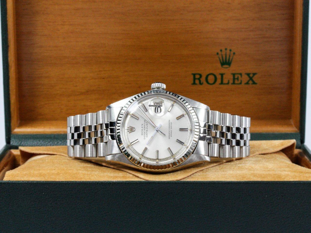 Rolex Datejust 1601 | Chrono24