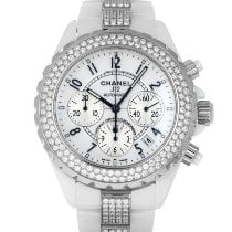 Chanel J12 Ceramic 41mm White Arabic numerals United States of America, Maryland, Baltimore, MD