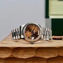Rolex Day-Date 36 Or blanc 36mm Bronze France, Paris