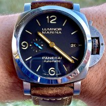 Panerai PAM 01351 Titanium 2017 Luminor Marina 1950 3 Days Automatic 44mm pre-owned United States of America, Texas, KATY