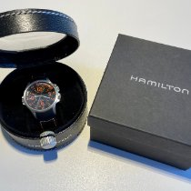 Hamilton Steel Automatic H776650 pre-owned