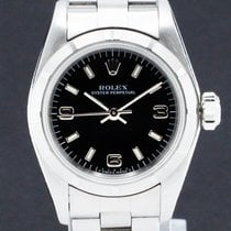 Rolex Oyster Perpetual 26 67230 Sehr gut Stahl 26mm Automatik