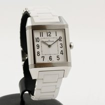 Jaeger-LeCoultre Reverso Squadra Lady Stahl 31mm Weiß Arabisch