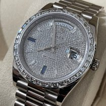 Rolex Day-Date 40 228239 Unworn White gold 40mm Automatic