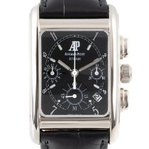 Audemars Piguet Edward Piguet White gold 35.5mm Black