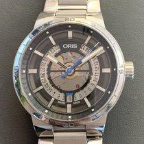 Oris TT1 Steel 42mm Transparent United States of America, Florida, Aventura